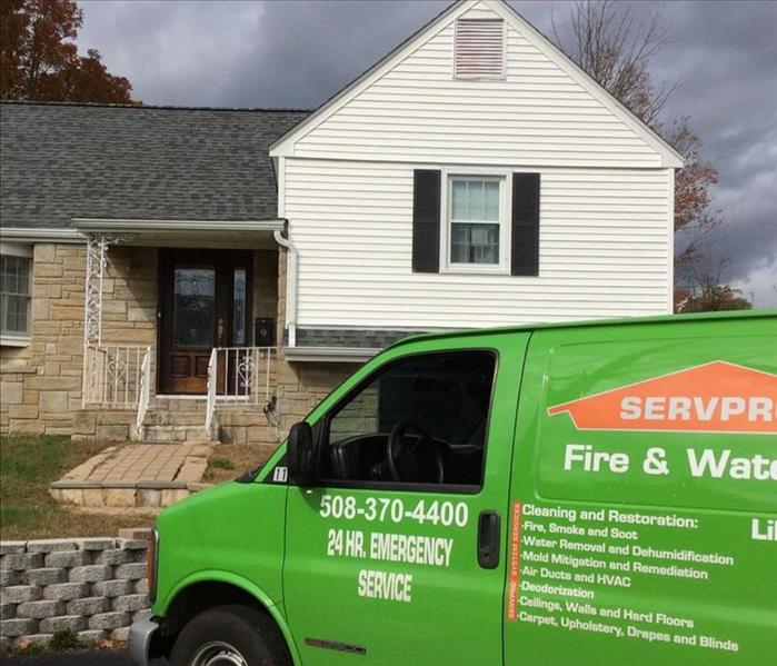 SERVPRO of Framingham is here to help!