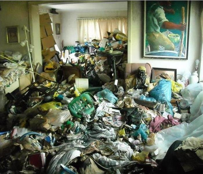 Cleaning SERVPRO of Framingham Can Even Handle Hoarding