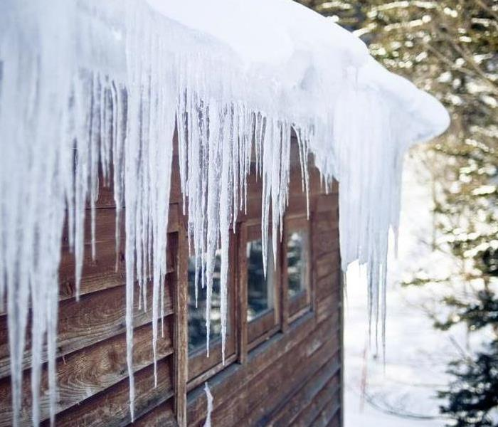 Storm Damage Preventing Ice Dams