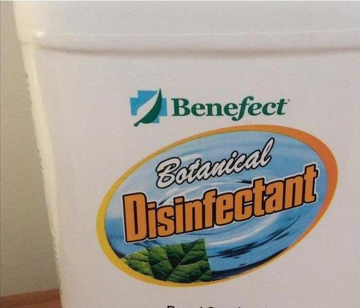 Cleaning We Are Green & Clean with Benefect